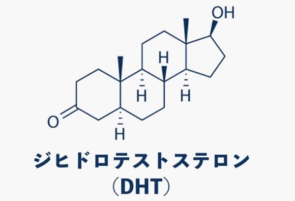 ジヒドロテストステロンを増やしてしまう3つの原因